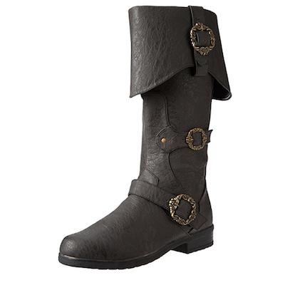 Caribbean Steam Punk Boots