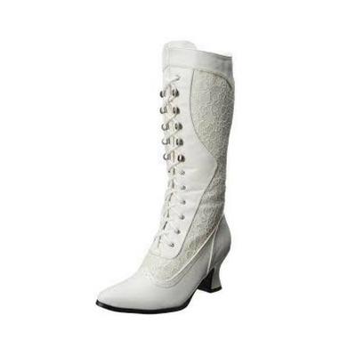 Rebecca Steam Punk Boots