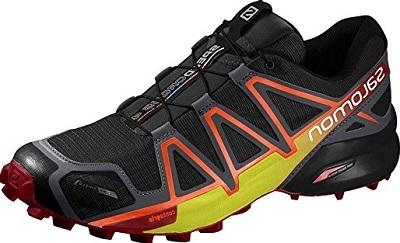 Salomon Speedcross 4 CS spartan race shoes