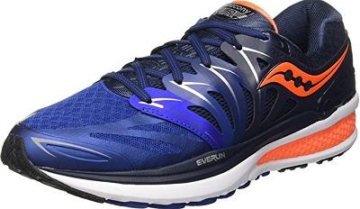 Hurricane ISO 5 saucony running shoes