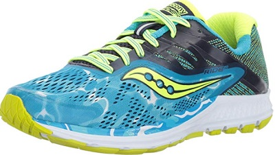 Ride 10 saucony running shoes