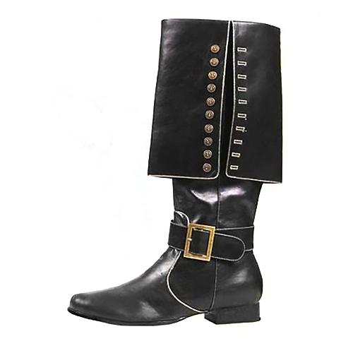 Ellie Shoes Buckskin Captain
