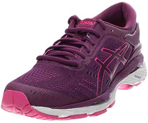 ASICS GEL-Kayano 24 purple shoes