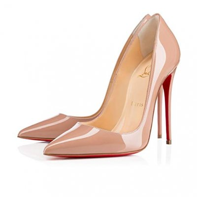 Christian Louboutin So Kate red bottoms shoes