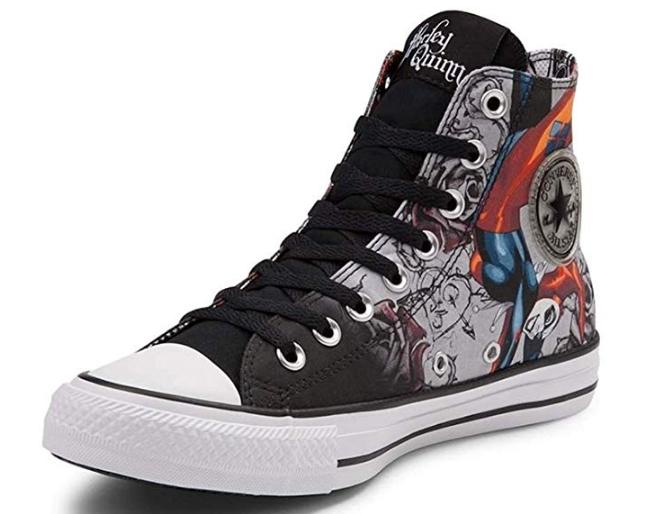 Converse Harley Quinn