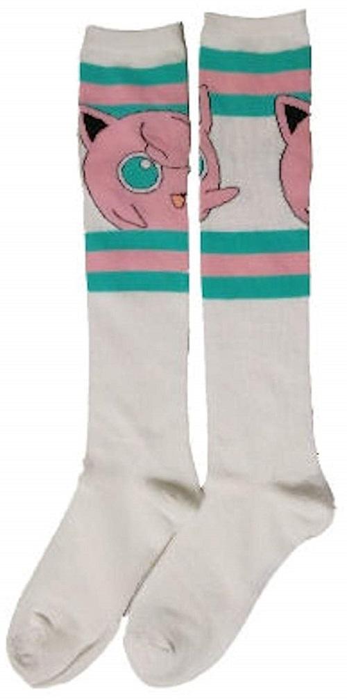 10. Jigglypuff Sock