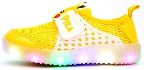 9. Joah Store Pikachu Sneaker