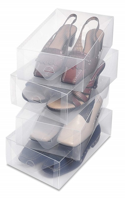 Whitmor Clear Vue Boxes