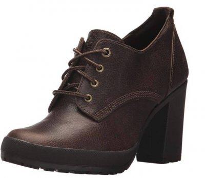 women's oxford heels Timberland Camdale