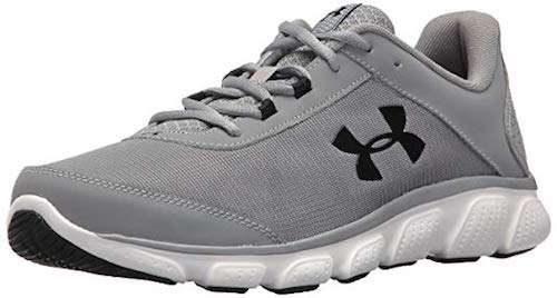 image of Under Armour Micro G Assert 7 best aerobic shoes