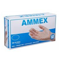 Ammex Plastic Gloves