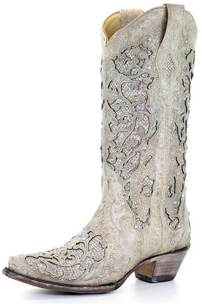 Corral Boots Martina Best Glitter Shoes