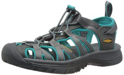 womens hiking sandals KEEN Whisper