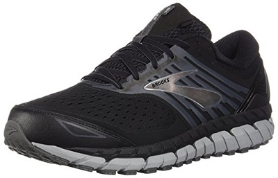 Brooks Beast 18 running shoes for overweight runners