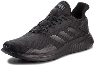 Adidas Duramo 9 running shoes for heavy men