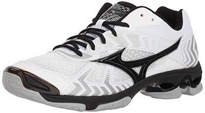 squash court shoes Mizuno Wave Bolt 7