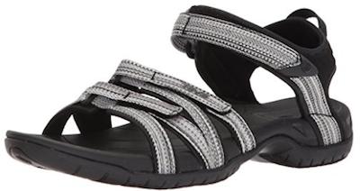 womens hiking sandals Teva Tirra