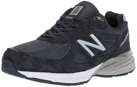 New Balance M990v4 most supportive running shoes