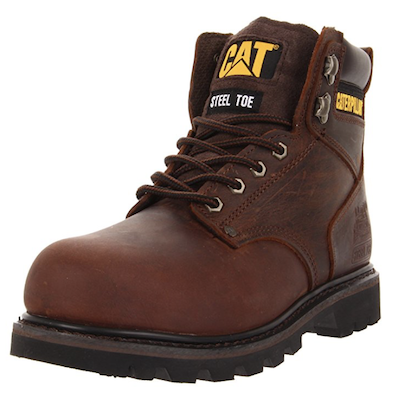Caterpillar Second Shift logger boots