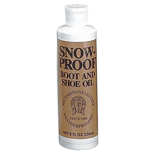 Snow-Proof Oil