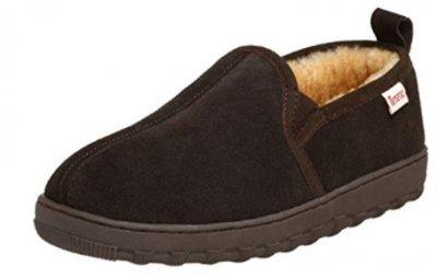 Tamarac by Slippers International Sheepskin home shoes