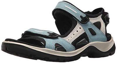 ECCO Yucatan bunion sandals