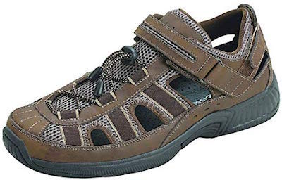 Orthofeet Clearwater best sandals for bunions