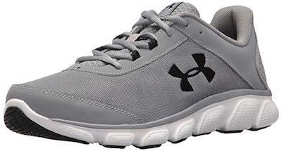 UA Micro G Assert 7 best running shoes for beginners