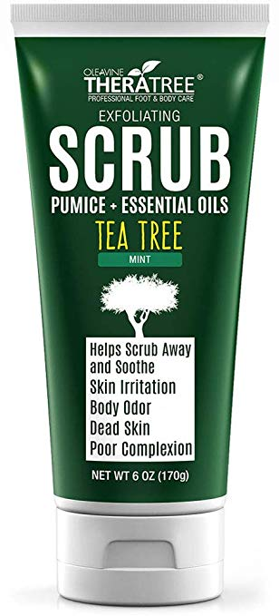 TheraTree Tea Tree Oil Exfoliating