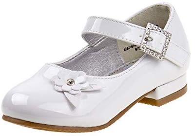 Josmo Rhinestone Best Toddler Wedding Shoes