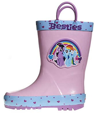 My Little Pony Handle Boots