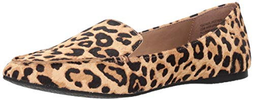 Steve Madden Feather leopard print shoes