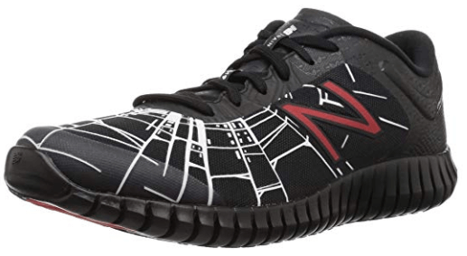 New Balance Flexonic 99 spiderman shoes for adults