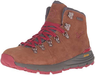 Danner Mountain 600 red bottom boots