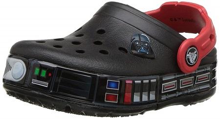 Crocs Crocband shoes that light up