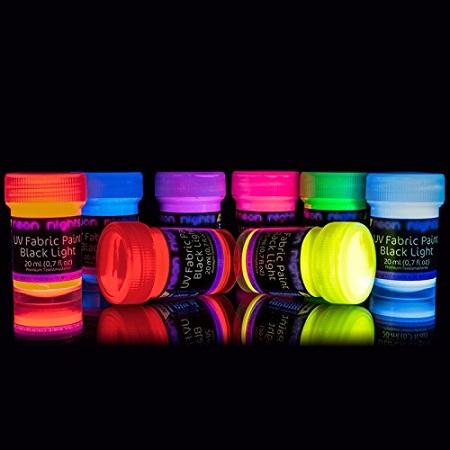 Neon Nights UV Paint