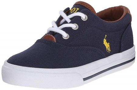 Polo Ralph Lauren Vaughn II Best Kids Designer Shoes