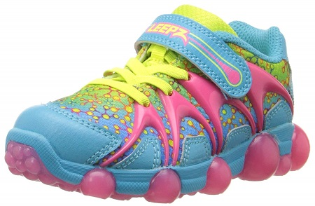 Stride Rite Leepz shoes that light up