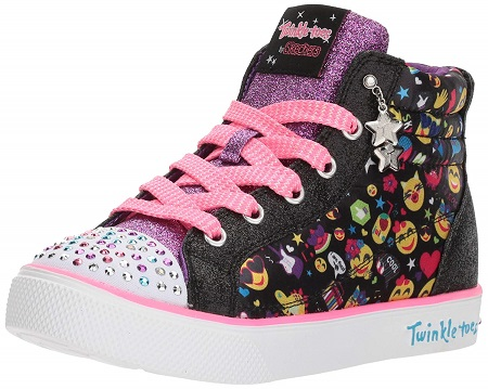 Skechers Twinkle Toes LED light up shoes