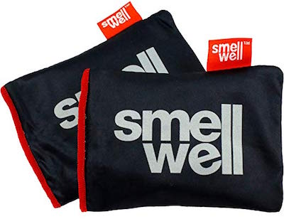 SmellWell sneaker freshener pouches