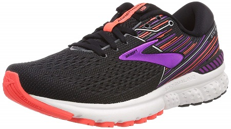 Brooks Adrenaline GTS 19 best stability running shoes