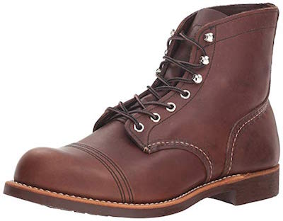 best selling shoes Red Wing Iron Ranger