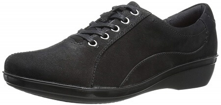 Clarks Everlay best shoes for walking on pavement