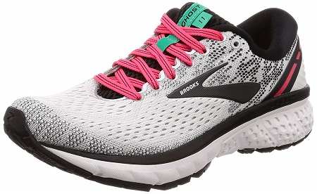 Brooks Ghost 11 best winter running shoes