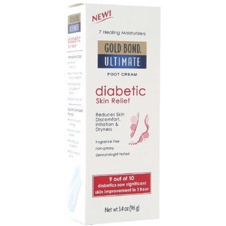 Gold Bond Diabetic Foot Cream