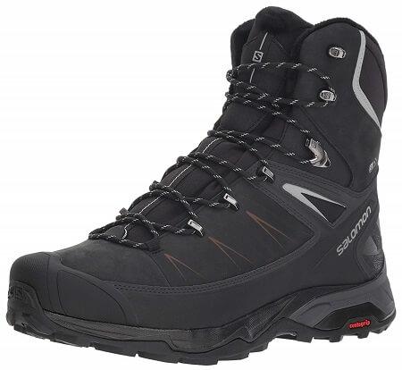 Salomon X Ultra Winter 2 CS best boots for ice