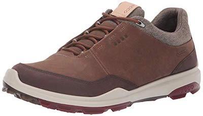 ECCO Biom Hybrid 3 GTX spikeless golf shoe
