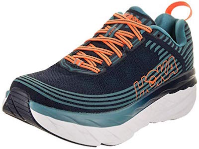 Bondi 6 Hoka running shoes