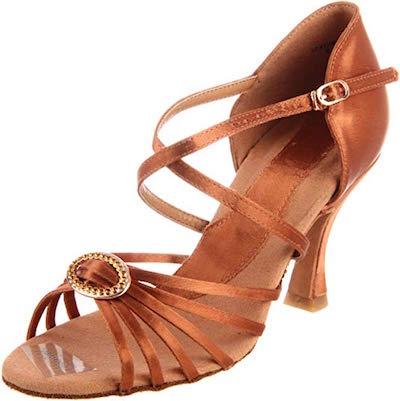 Capezio Stella best salsa dance shoes