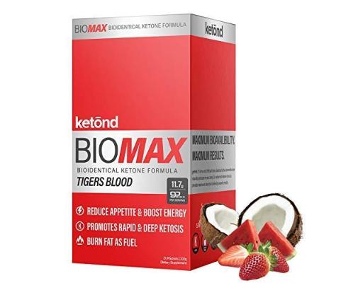 Ketōnd BioMAX
